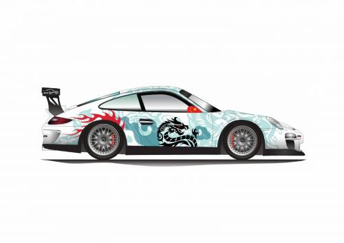997 ('05-'12) - 997 GT3 Cup