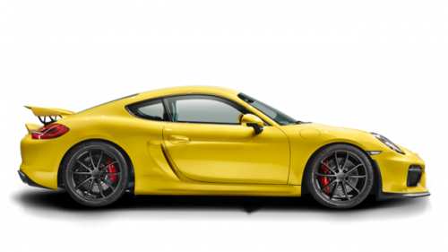 Boxster/Cayman  - 981 GT4