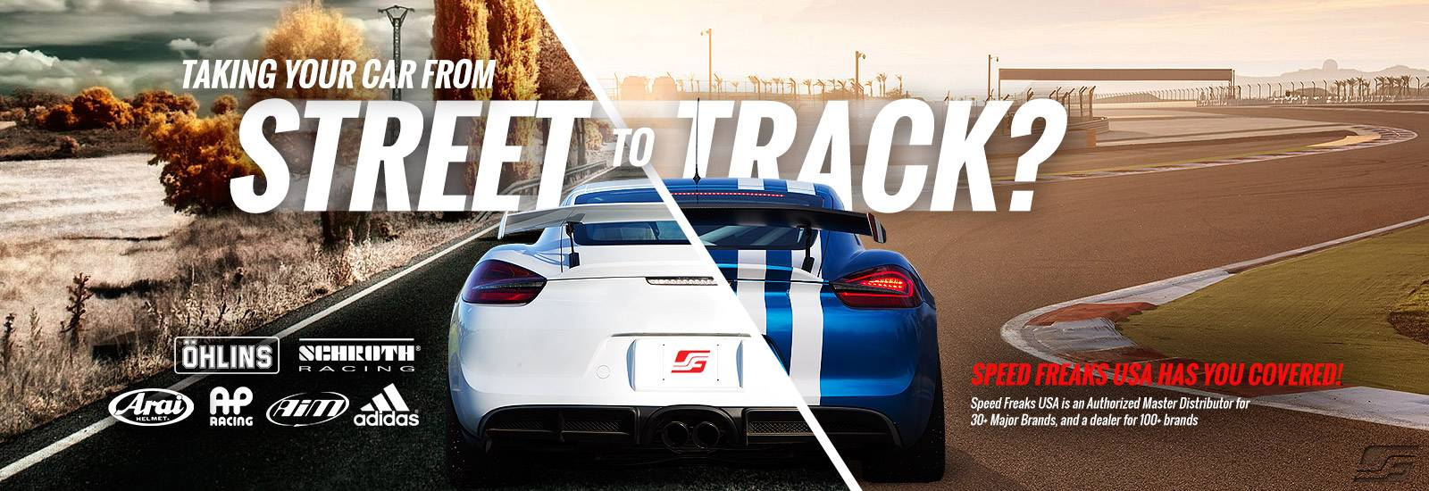 Street To Track?