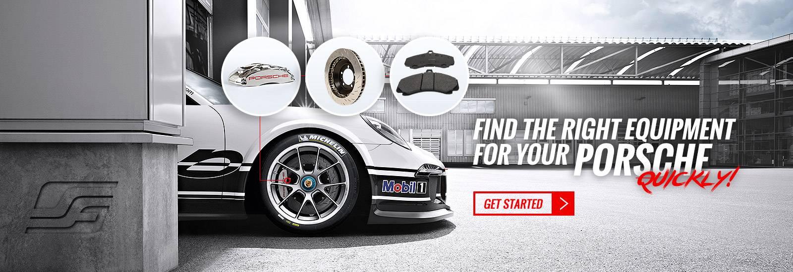 Shop Porsche Producs