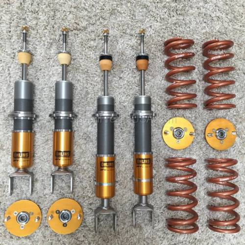 DC2 Type R (1996-2001) - Suspension