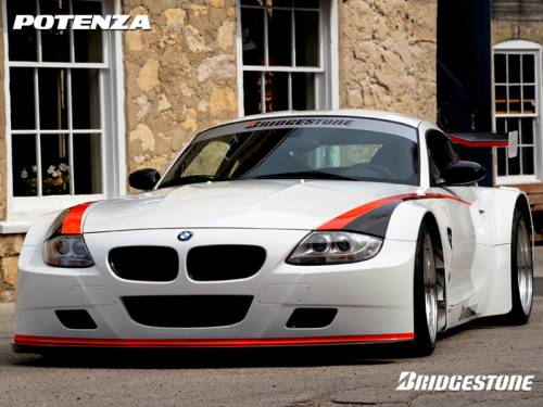 M Series - E85/6 Z4 M Coupe/Roadster 2006-2008