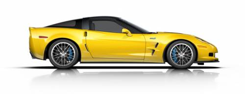 Chevrolet - Corvette C6 ZR1