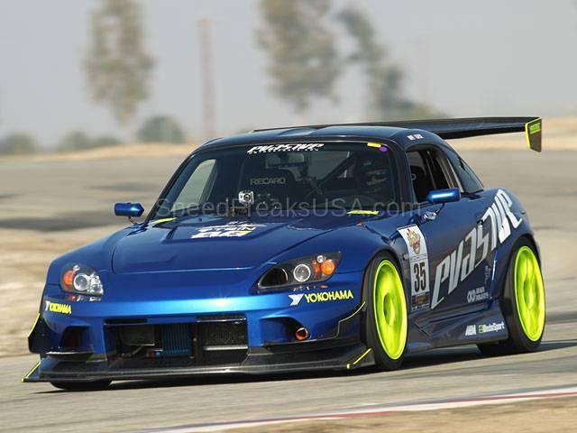 Voltex S2000 Front Bumper Race