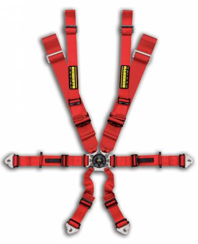 Safety Harness - 8 Point