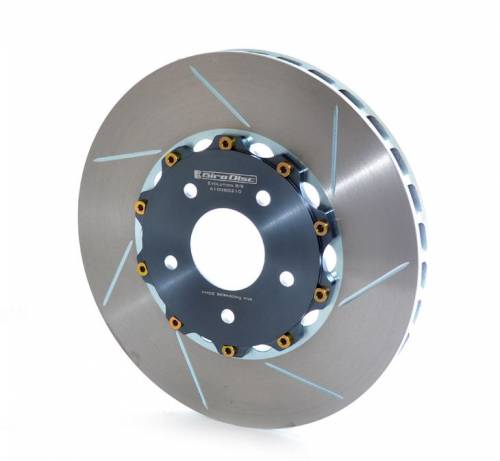 Braking - Brake Rotors Two-piece