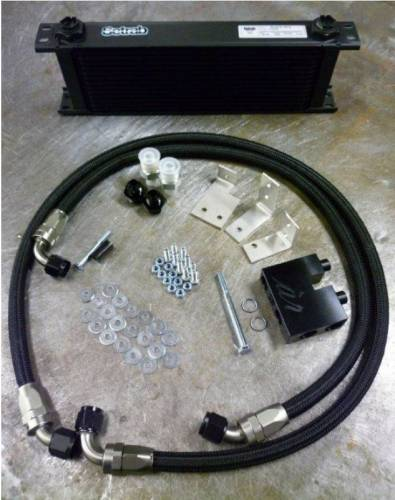 Cooling - Oil Coolers and Accessories