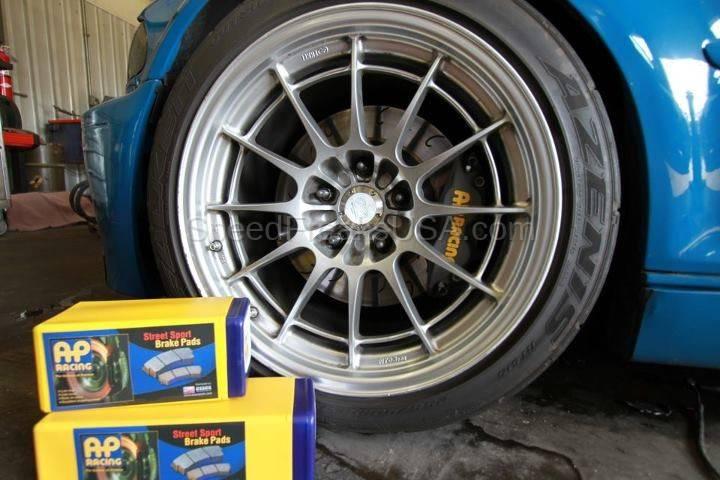 Ap Racing Competition Big Brake Kit Bmw E46 M3