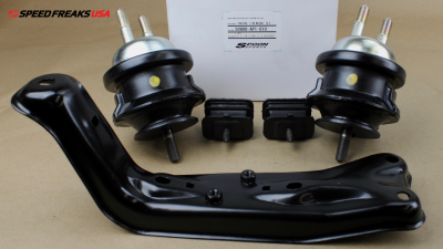 Spoon Sports - Spoon Sports Motor and Transmission Mount Set Honda S2000