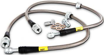 StopTech - StopTech Stainless Steel Brake Lines Rear Honda S2000 2006-2009