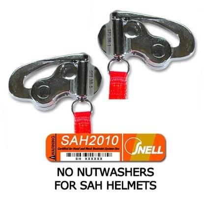 Hans  - Hans Device Quick-Click Helmet Anchors