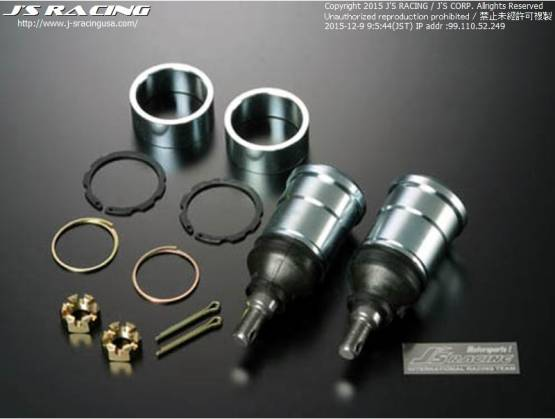 J'S Racing  - J's Racing Rear Roll Center Adjuster 20mm - S2000 AP1/2