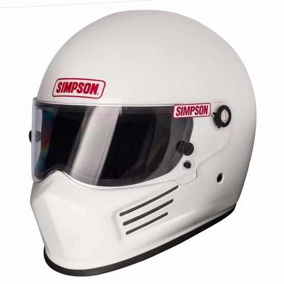 Simpson BANDIT - SNELL 2015 White 6200011