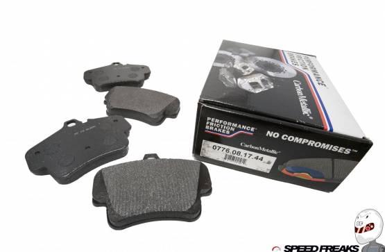 Performance Friction Brake Pads 0776.08.17.44 Porsche Porsche 981 / 986 / 987 Boxster S 987c Cayman, 996 & 997 pad