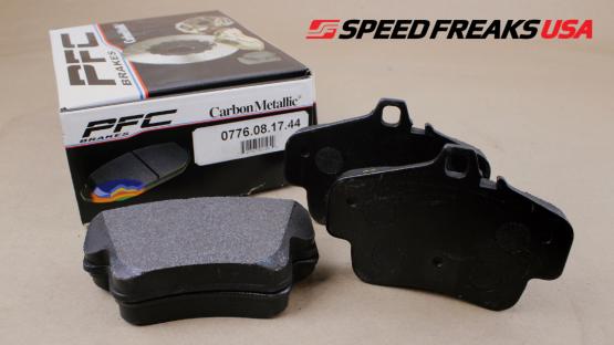 Performance Friction  - Performance Friction Brake Pads 0776.08.17.44 Porsche Porsche 981 / 986 / 987 Boxster S 987c Cayman, 996 & 997 pad