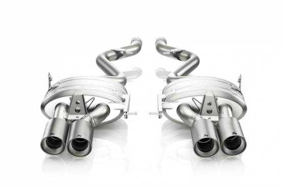 Akrapovic - Akrapovic BMW E92 / 93 M3 Titanium Slip-on