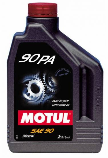 Motul  - Motul 90 PA - Limited-Slip Differential (2L/2.1Quart)