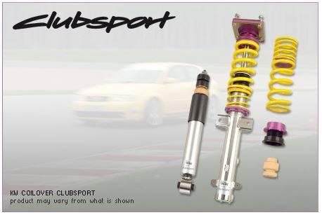 KW Suspension - KW Clubsport Kit Honda S2000