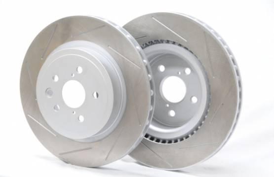 Project Mu Club Racer Lexus IS-F Front Disc Rotor PCRLXDF9309 PLXDF9309