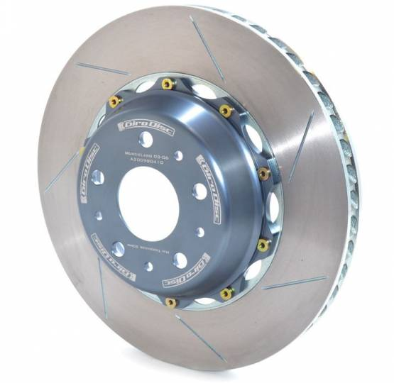 Girodisc - Girodisc A2-097 Lamborghini Murcielago Late (8/4 Pot) 2 Piece Rear Rotors