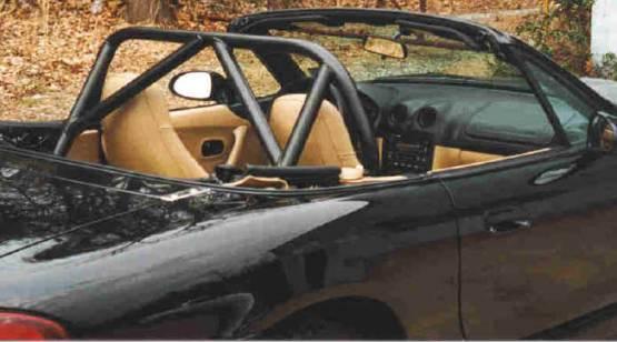 Hard Dog  - Hard Dog Mazda Miata Roll Bar M2 Hard Core