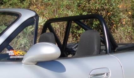 Hard Dog  - Hard Dog Mazda Miata Roll Bar M2 Hard Core Hardtop