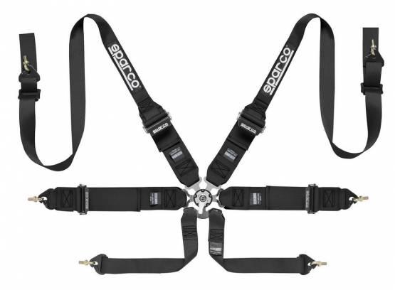 Sparco  - Sparco 6PT HANS Harness