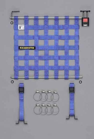 "Schroth Racing  - Schroth Window Net 20x18.5"""
