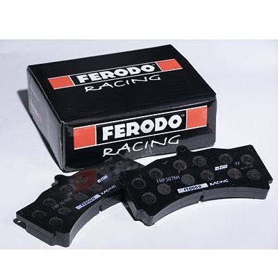 Featured Vehicles - Ferodo  - Ferodo DS1.11 FCP4168W Mitsubishi Evolution X Rear