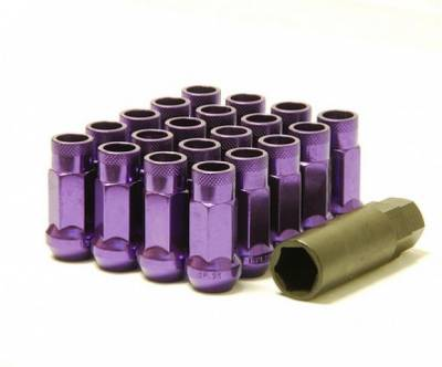 Wheels / Wheel Accessories - Lug Nuts - Muteki - Muteki SR48 Purple