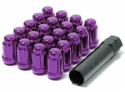 Muteki - Muteki Short Closed End Lugs Purple