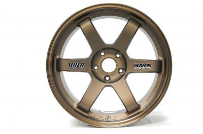 Wheels / Wheel Accessories - Wheels - Volk - Volk TE37 Flat Black 19x8.5 +35 5x120
