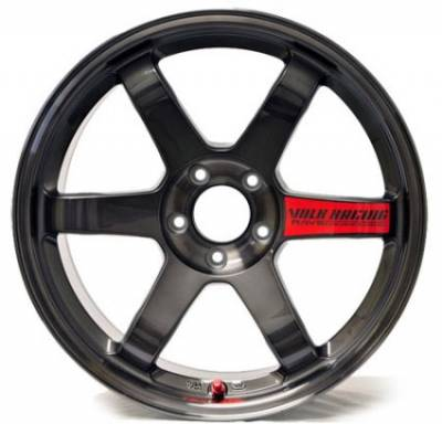 Wheels - 5x114.3 Wheels - Volk - Volk TE37SL Red 18x9.5 +22 5x114.3