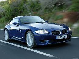 BMW - Z Series - E85/6 Z4 M Coupe/Roadster 2006-2008