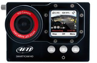 Data Acquisition/Electronics - Cameras and Timing Accessories  - AiM Sports - Smartycam HD Gen 2