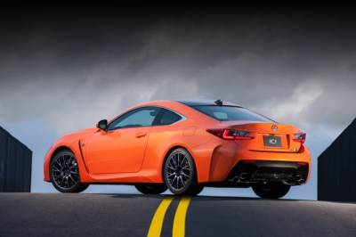 Featured Vehicles - Lexus - RC F