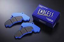 Featured Vehicles - Nissan - Endless  - Endless W008 RCP134 Nissan GT-R Spec-V Rear Brake Pads