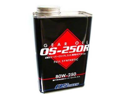 OS Giken - OS-250R Full Synthetic Limited Slip Differential Fluid 80w-250 1L can