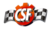 CSF - CSF All-Aluminum Race Radiator Porsche 911 Turbo (996) /Porsche 911 GT2 (996)/911 GT3 (997)/911 GT2 (997) (Center radiator) (CSF7053)