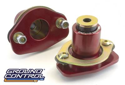 E36 M3 1992-1999 - Suspension  - Ground Control  - Ground Control Tall BMW Rear Shock Mounts (pair)