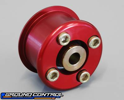3 Series - E46 3 Series 2000-2006 - Ground Control  - Ground Control E36 / E46 Rear Trailing Arm Bearings (Pair)