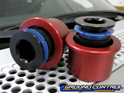 Ground Control  - Ground Control E46 M3 Front Control Arm Bushings (Pair)