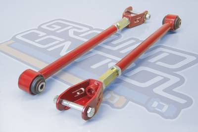 M Series - E46 M3 2001-2006 - Ground Control  - Ground Control BMW E36 / E46 Control Arms with Bearing - (pair)