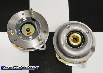 Ground Control Camber/Caster Plate BMW Z4 (E85/E86) Pair
