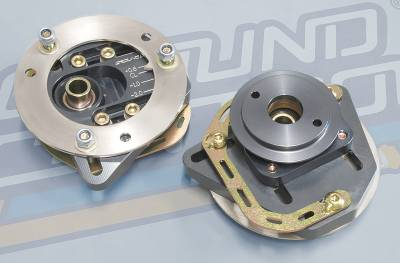 Ground Control  - Ground Control Camber/Caster Plate-RACE BMW E36 (92-99 3 series) and Z3 (both M and non-M) (Pair)