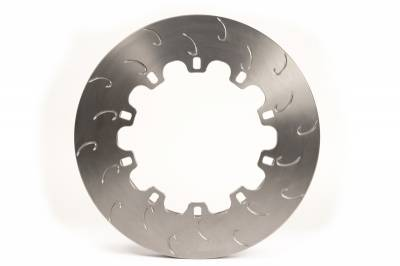 Brake Rotors Two-piece - Replacement Rings - AP Racing - AP Racing J Hook Competition Disc Replacment Ring (325x32mm)- Right Hand