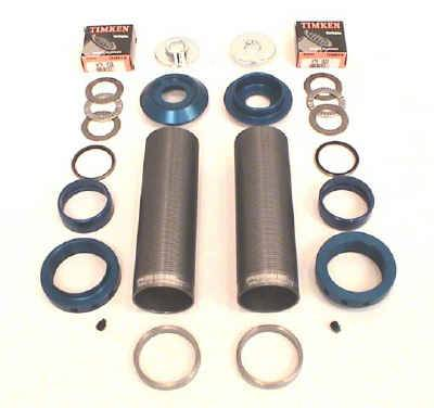 914 - Shocks and Springs - Tarett Front Coil Over Conversion Kit (Sleeves, Hats, & Collars) 911/914