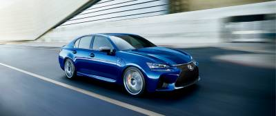 Featured Vehicles - Lexus - GS F