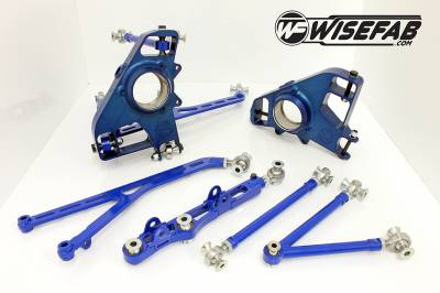 Featured Vehicles - Wisefab - HONDA S2000 WISEFAB FRONT & REAR TRACK KIT