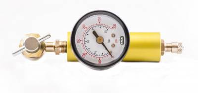 Motion Control Suspension  - MCS Pressure Gauge 0 – 20 Bar / 0 – 300 PSI